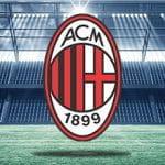 Il logo del Milan