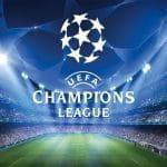 Il logo della Champions League