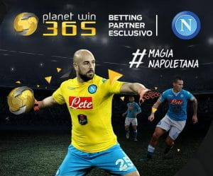 Boom Planetwin365 in Italia  E c'è anche la partnership con