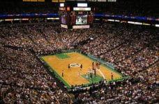 La TD Arena di Boston, stadio dei Celtics