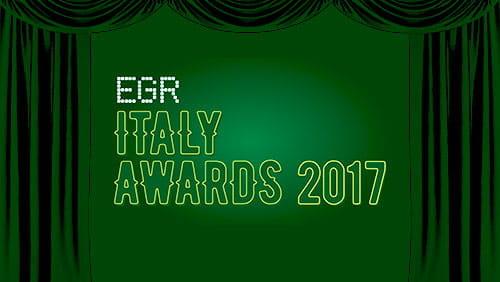 EGR Italy Awards 2017