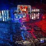 Un'arena per i tornei di eSports