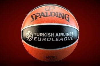 Il pallone dell'Eurolega