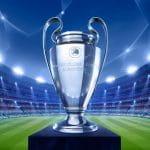 Il trofeo della Champions League