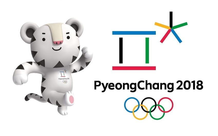 Il logo e la mascotte delle Olimpiadi invernali di Pyeong Chang