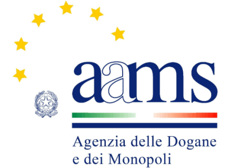 Il logo dell'AAMS