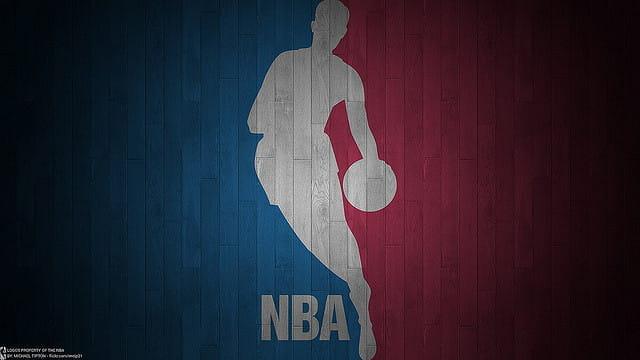 Il logo dell'NBA