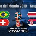 La composizione del Gruppo D del mondiale di calcio 2018 in Russia