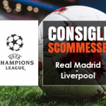 Pronostico Finale Champions League Real Madrid – Liverpool