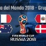 Il gruppo C della Coppa del Mondo Russia 2018