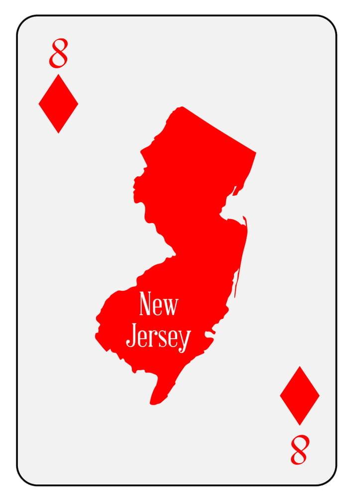 Il mercato del betting in New Jesey è stato legalizzato