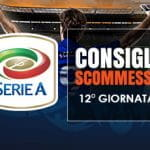 I consigli scommesse per la 12a giornata del campionato di Serie A 2018/19