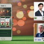 Smartphone slot machine per gioco online, Moreno Marasco, logo LOGiCO, Benedetto Mineo, logo ADM