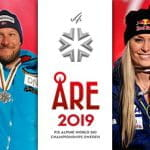 Aksel Lund Svindal, il logo dei Mondiali di sci di Åre, Lindsey Vonn