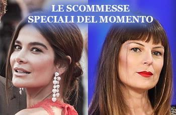 Ilaria Spada, Marina La rosa e la scritta Le scommesse speciali del momento