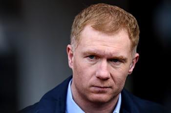 L'ex giocatore e allenatore inglese Paul Scholes
