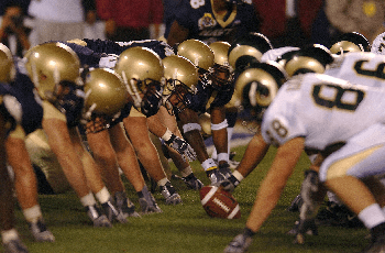 Giocatori di football americano