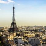Una veduta di Parigi