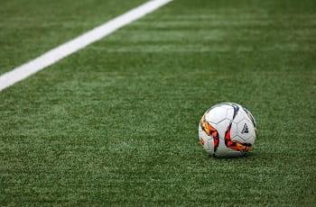 Un pallone da calcio