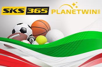 SKS365 ha deciso: tutto sul mercato italiano.