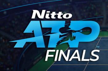 Il logo delle Nitto ATP Finals 2020