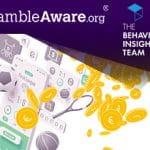 I loghi di GambleAware e BIT