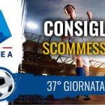 Consigli scommesse 37esima giornata Serie A 2020-2021