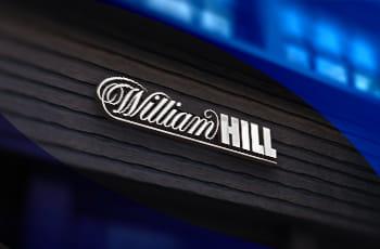 Negozio con insegna William Hill.