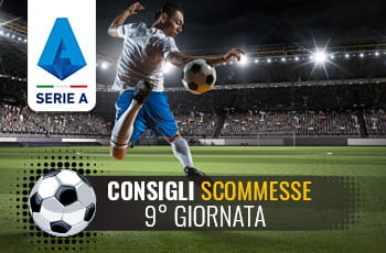 Pronostici scommesse Serie A 09