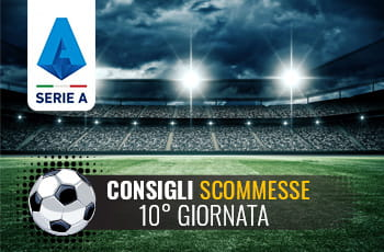 Pronostici scommesse Serie A 10